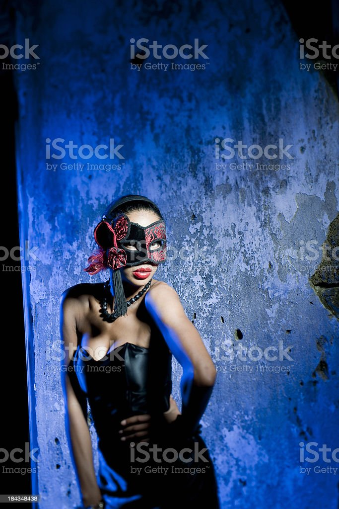 Masquerade royalty-free stock photo