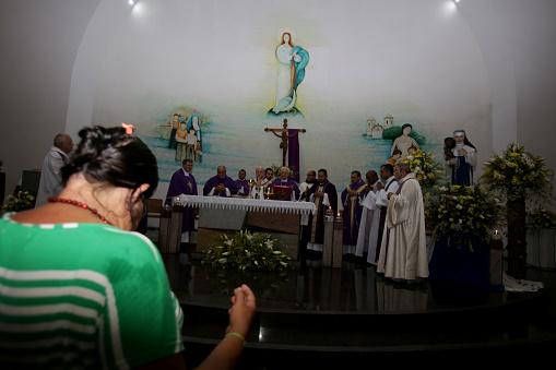 mass in honor of irma dulce