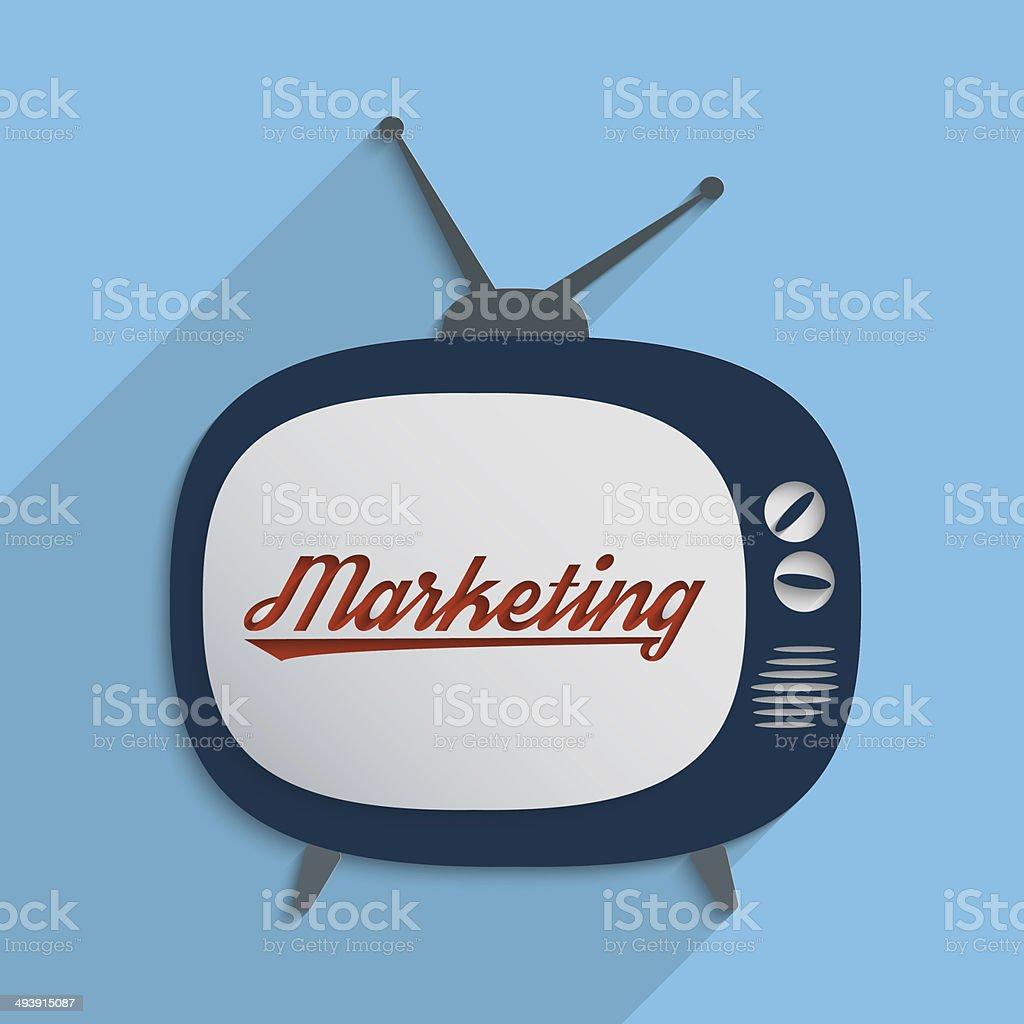 Mass media stock photo