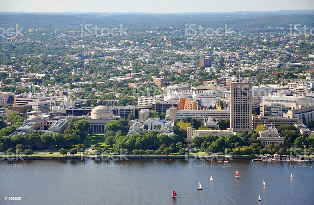 Massachusetts Institute of Technology stock photo