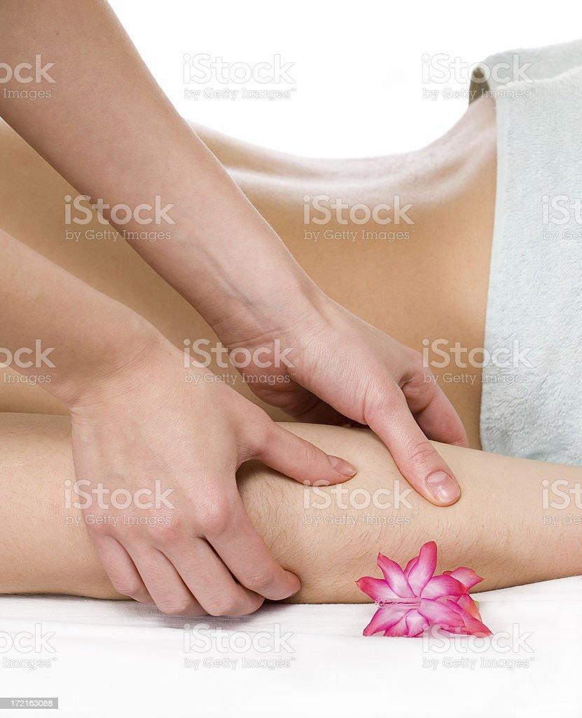 Massage & Spa royalty-free stock photo