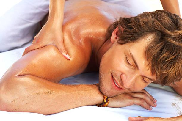 Massage ist wunderbar – Foto