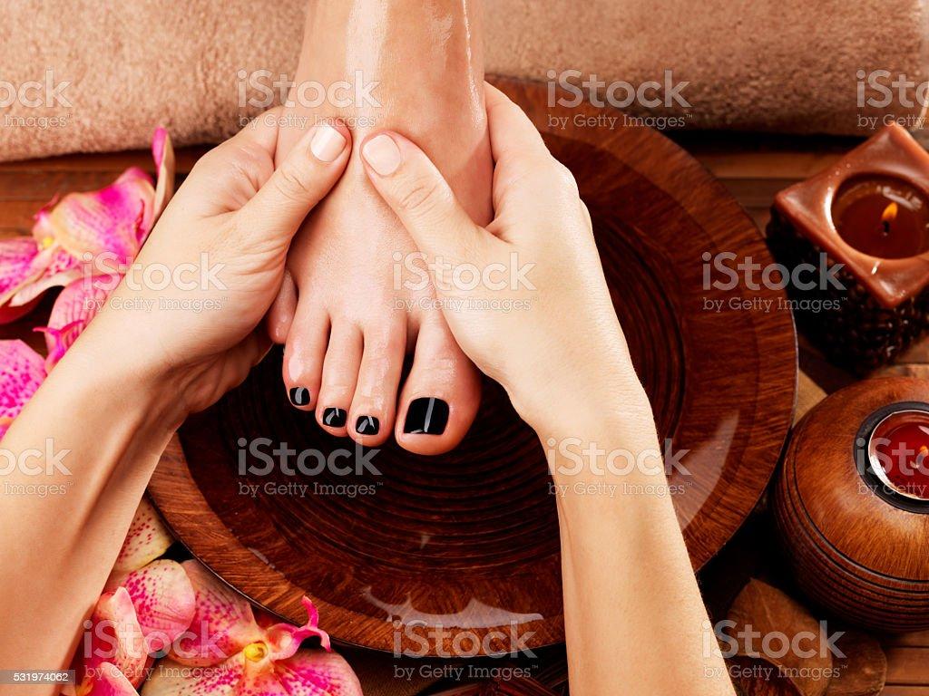 sesso in il massaggio salone