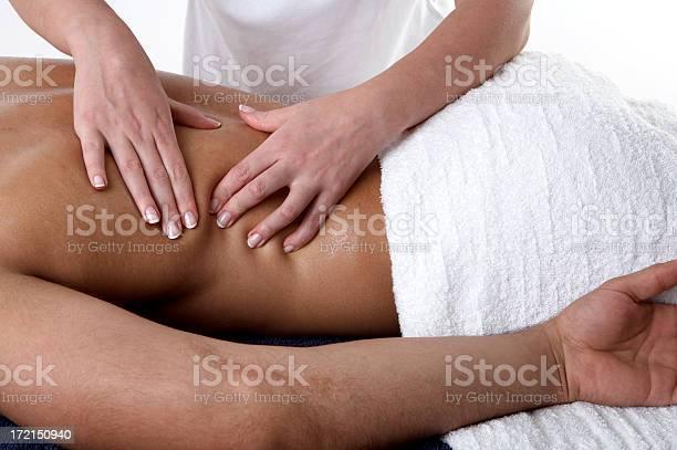 Massage Stockfoto und mehr Bilder von Alternative Behandlungsmethode