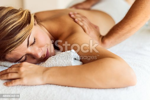 525211834 istock photo Massage pleasure 489904518
