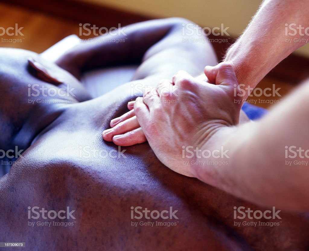 Massage Spa stock photo