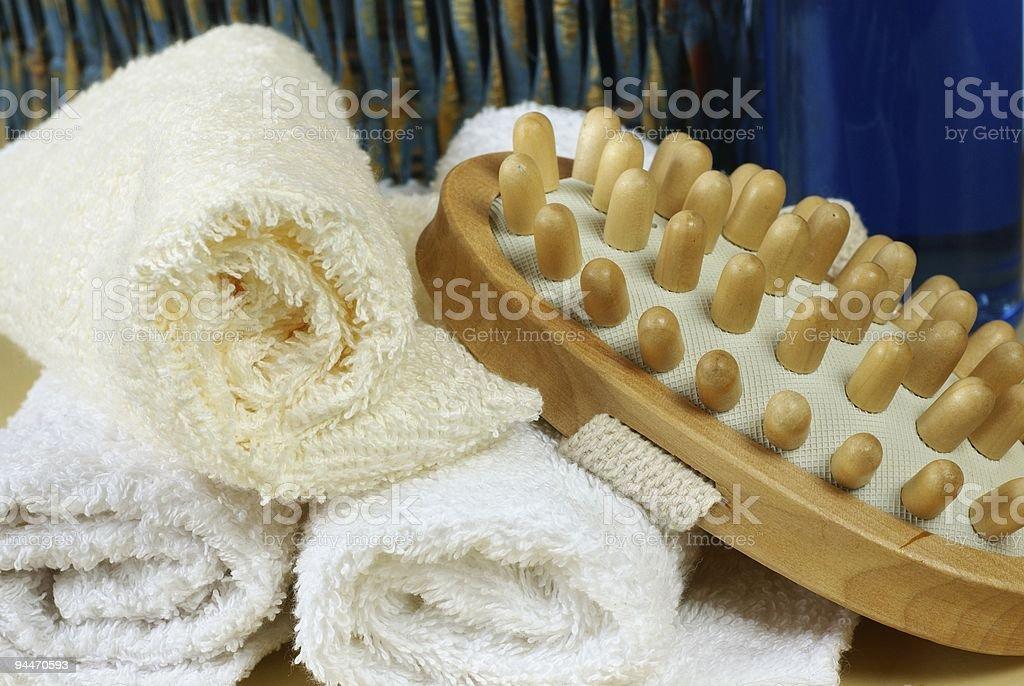 Massager royalty-free stock photo
