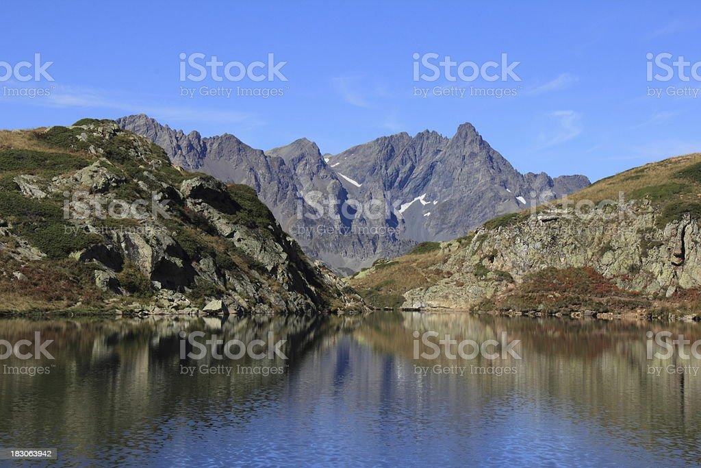 Massif de Belledonne, French Alps foto