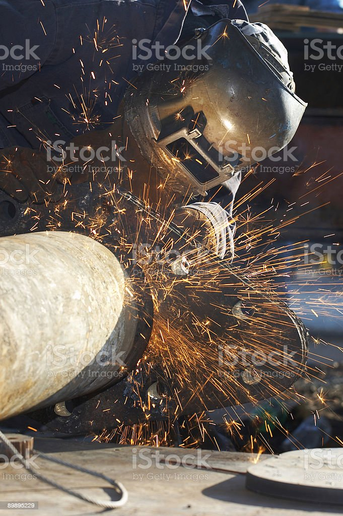 massive Feuer Lizenzfreies stock-foto