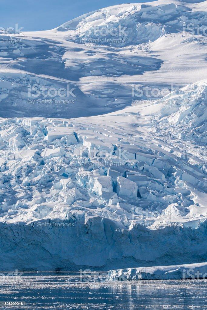 Massive Gletscher – Foto