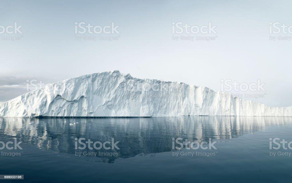 Massive iceberg стоковое фото
