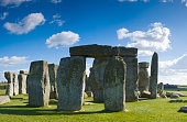 Famous Stonehenge in England - travel photography