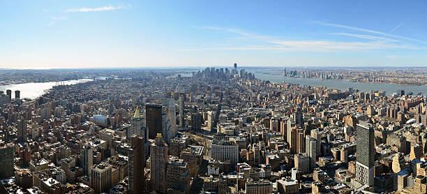 Massive New York stock photo