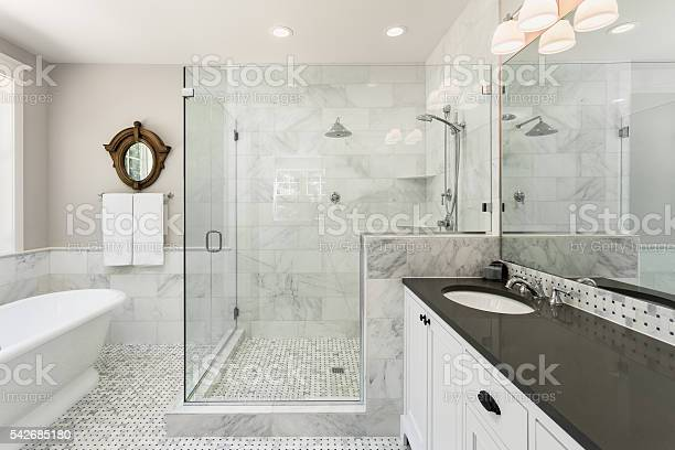 Master bathroom in new luxury home picture id542685180?b=1&k=6&m=542685180&s=612x612&h=9cw8asqub3amwbxulp2diaujsoqpj94ugbzsuojwzjq=