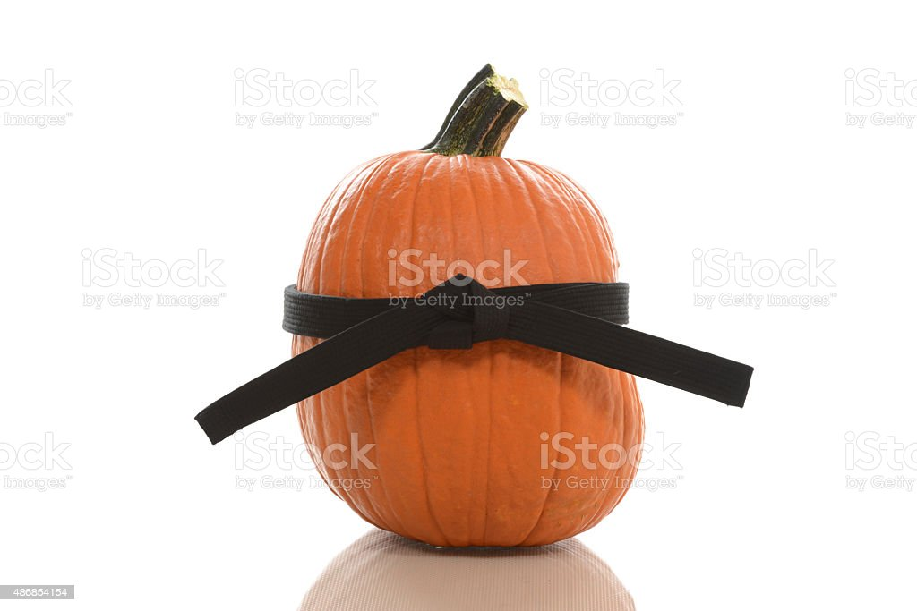 Master Pumpkin stock photo