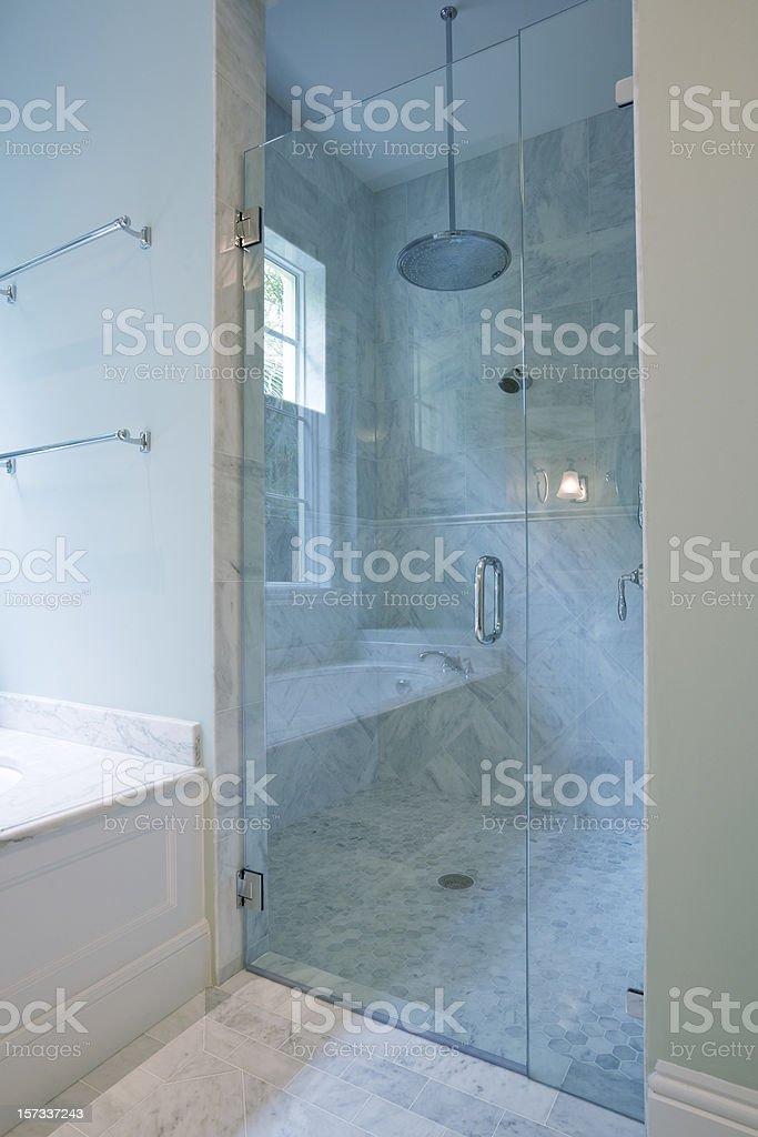 Master Shower royalty-free stock photo