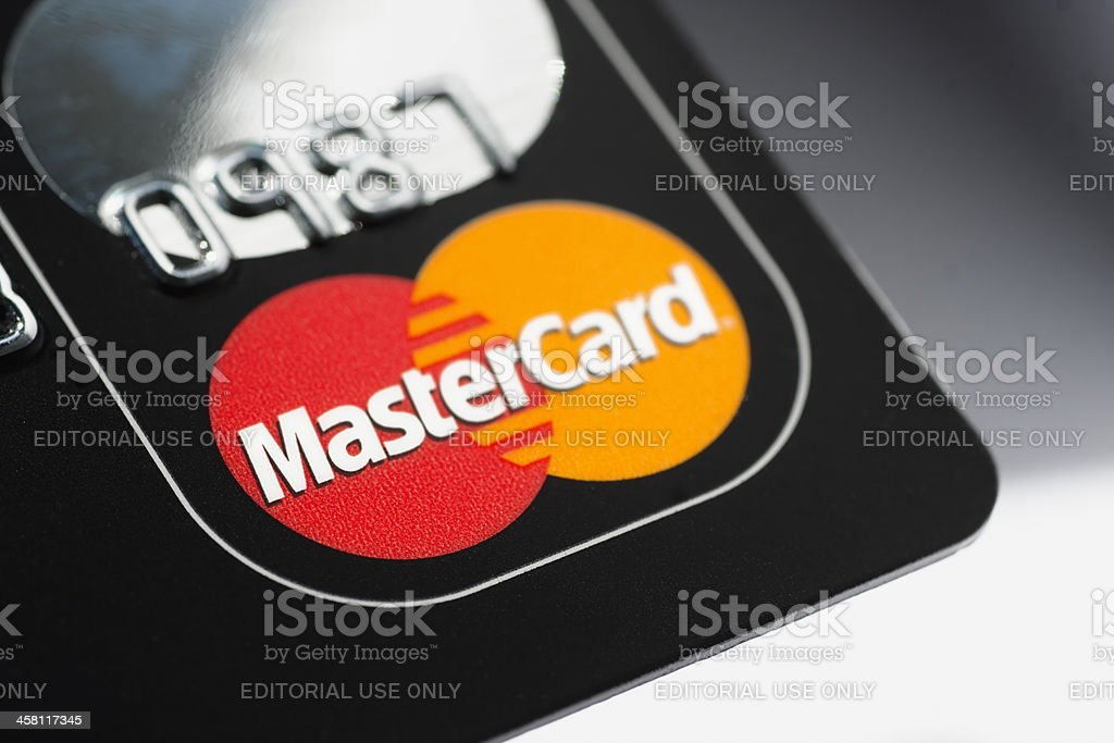 Mastercard Credit Card Stock Photo - Download Image Now - iStock