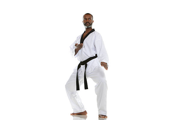 mastering - martial arts gerville stock pictures, royalty-free photos & images