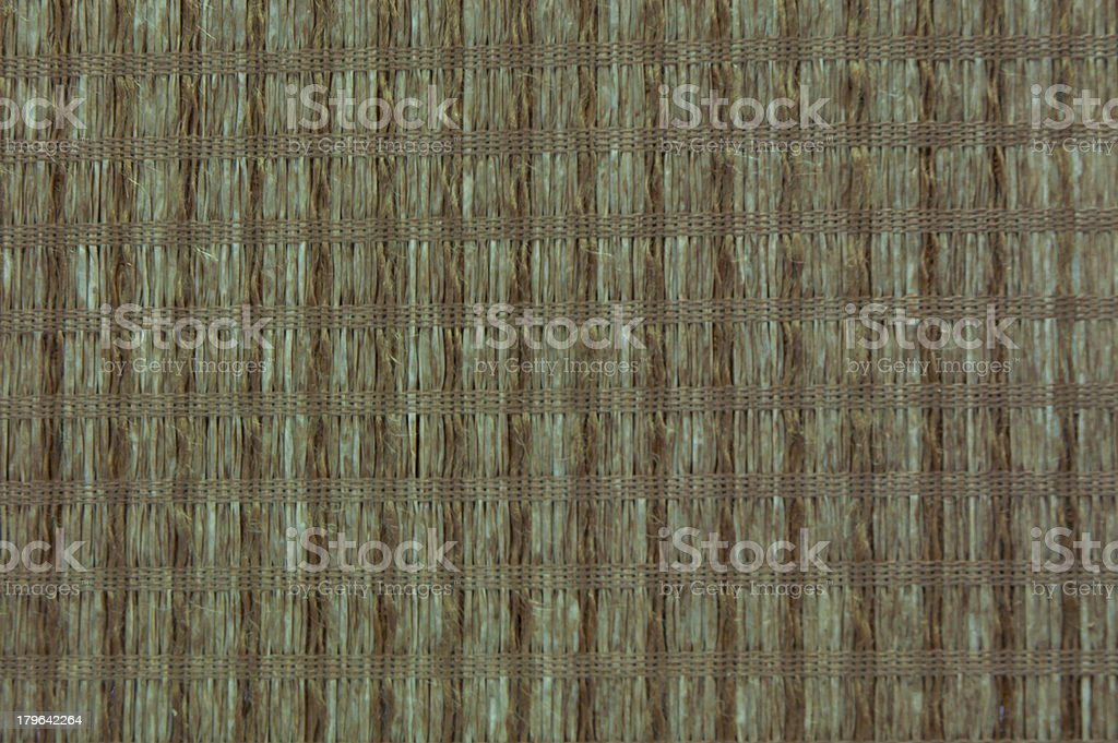 mat weave wood warm tone wall coverings wallpaper pattern detail for...