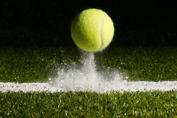 match point - tenis fotografías e imágenes de stock