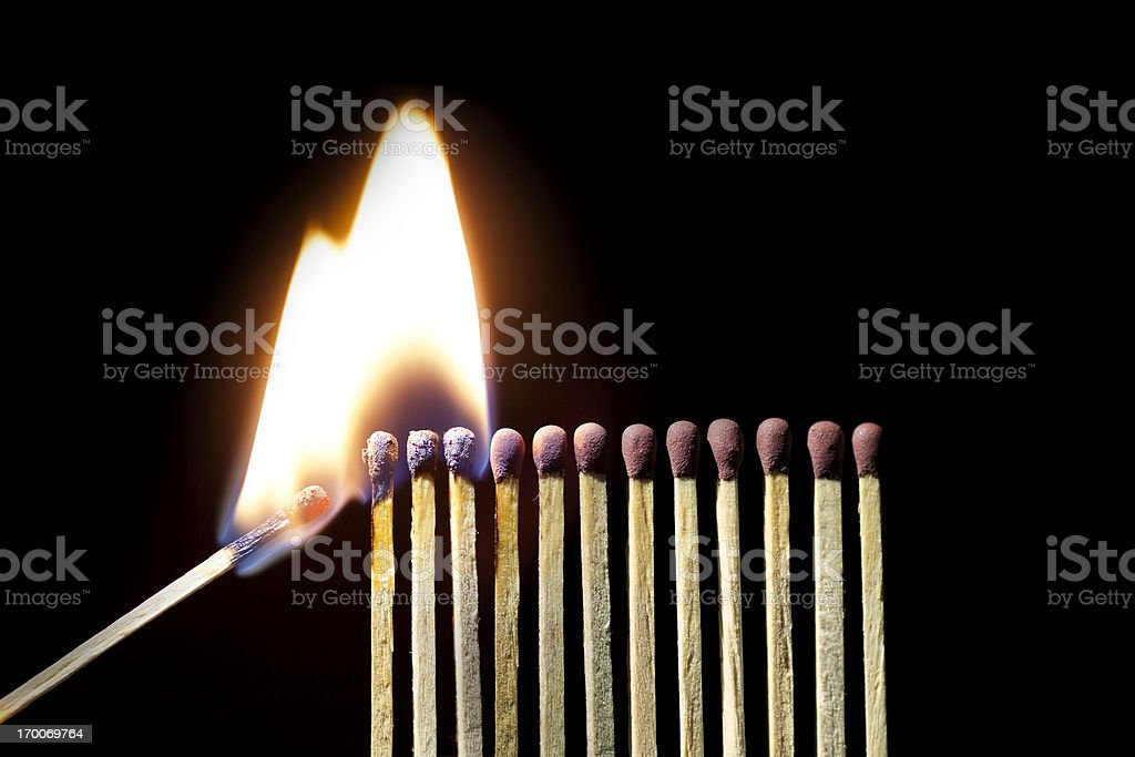 match set royalty-free stock photo