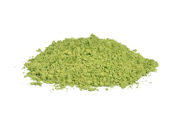 Matcha grünem Tee – Foto