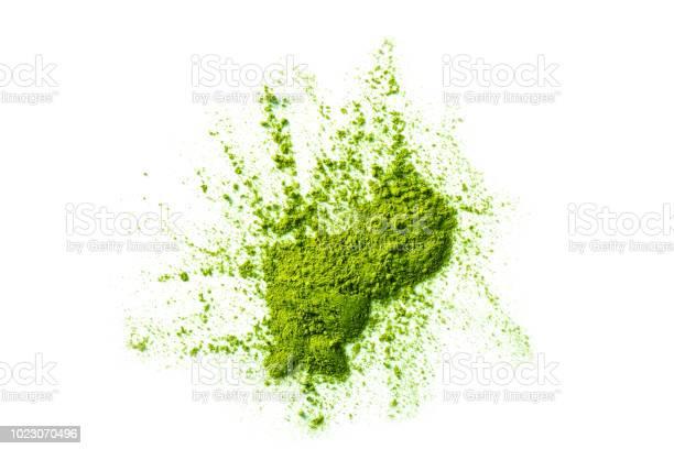 Matcha tea ground erratic form isolated on white picture id1023070496?b=1&k=6&m=1023070496&s=612x612&h= q2l3kmxut6ccez4s fcm2tw06y0bbhvap hg7tkcro=