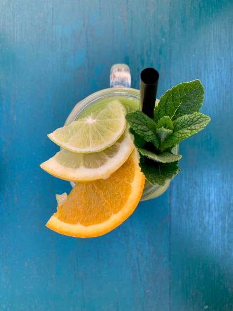 Matcha Tee Detox Drink – Foto