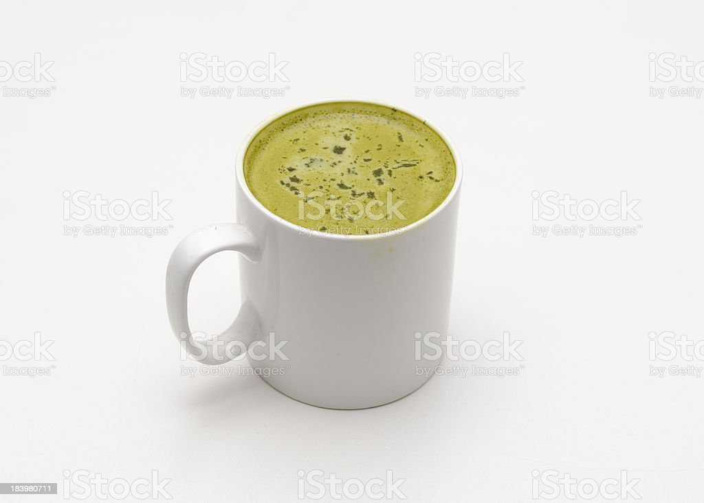 Uji Matcha stock photo