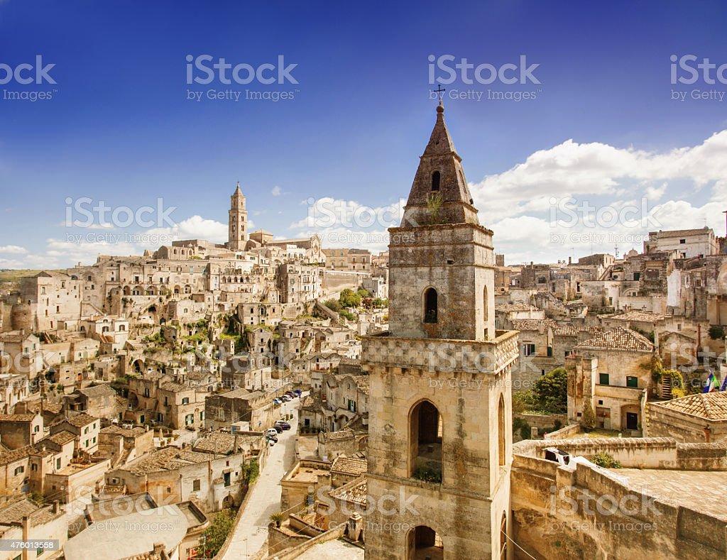 Matera, Basilicata, Italia - foto stock