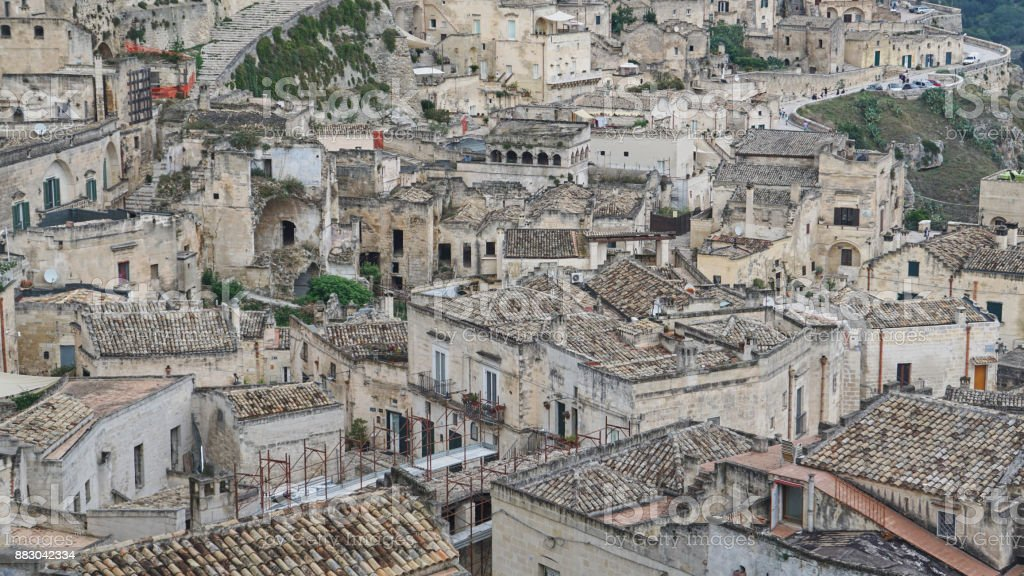 Matera, Basilicata, Southern Italy 1 stock photo