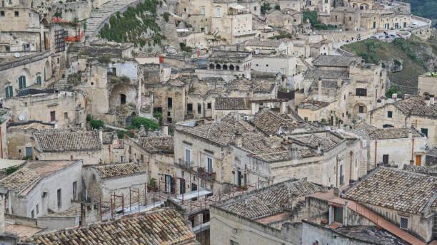 Matera, Basilicata, Southern Italy 1 stock photo