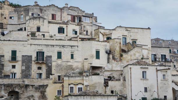 Matera, Basilicata, Southern Italy 3 stock photo