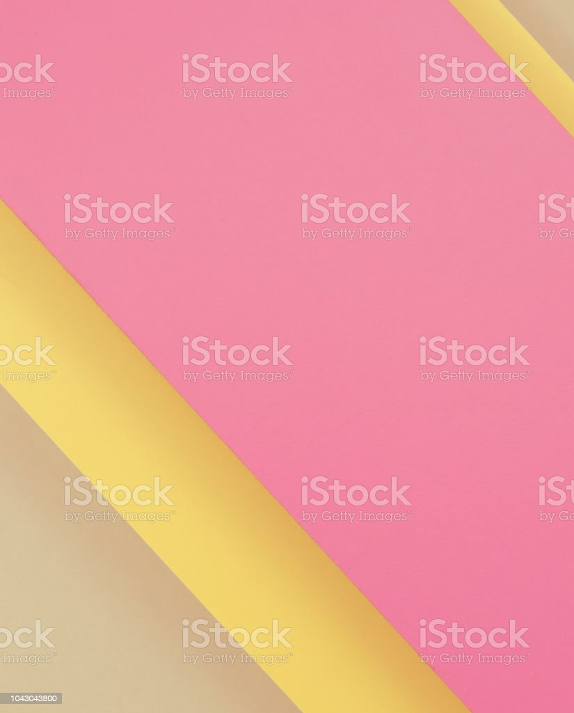 Material design abstract background stock photo