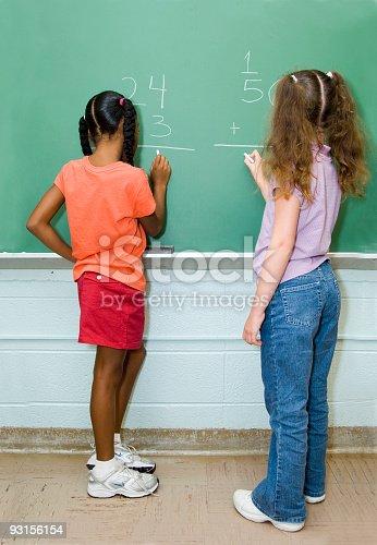 istock Math class 93156154