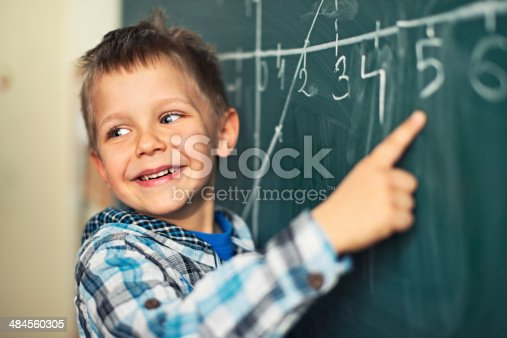 641236862 istock photo Math is fun 484560305