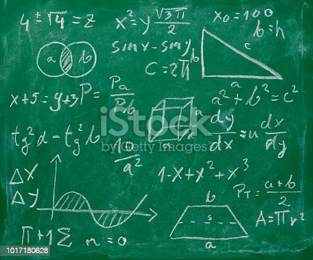 899619542 istock photo math mathematics formula chalkboard blackboard 1017180628