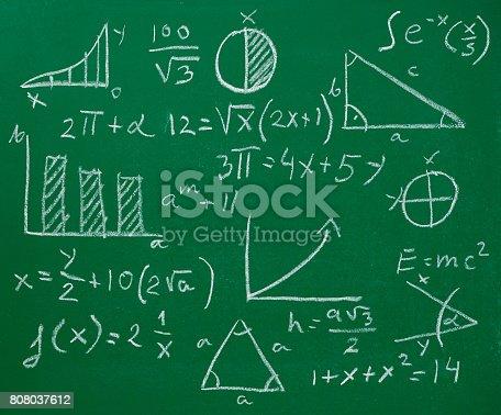 899619542 istock photo math mathematics formula chalkboard blackboard 808037612