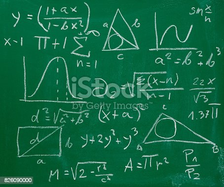 899619542 istock photo math mathematics formula chalkboard blackboard 826090000