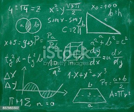 899619542 istock photo math mathematics formula chalkboard blackboard 832983302