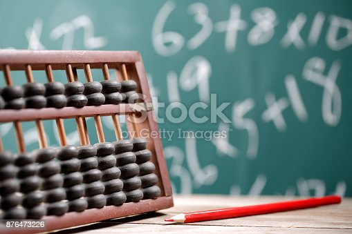 istock Mathematical Courses 876473226