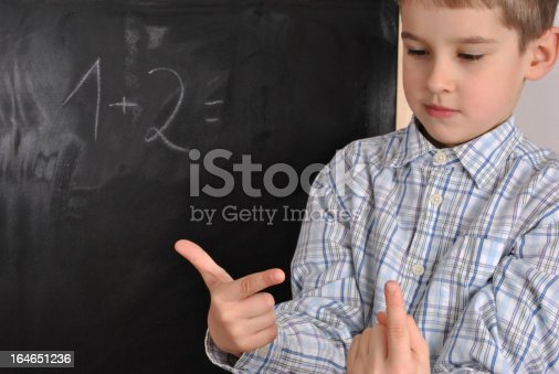 161754253istockphoto Mathematics at the primary school 164651236