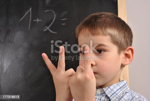 161754253istockphoto Mathematics at the primary school 177318513
