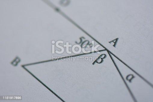 688090582 istock photo Mathematics equations 1151917895