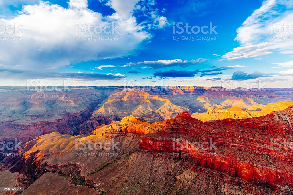 Mather Point, View Point, Grand Canyon National Park, Arizona, U royalty-free stock photo