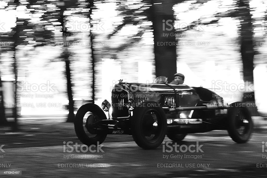 Mathis vintage car royalty-free stock photo
