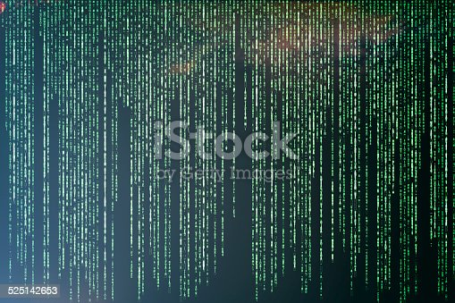 175422126istockphoto Matrix background 525142653