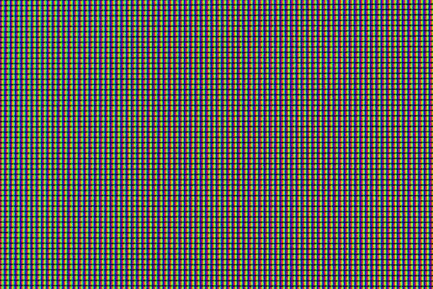Matrix of lcd screen macro shot stock photo