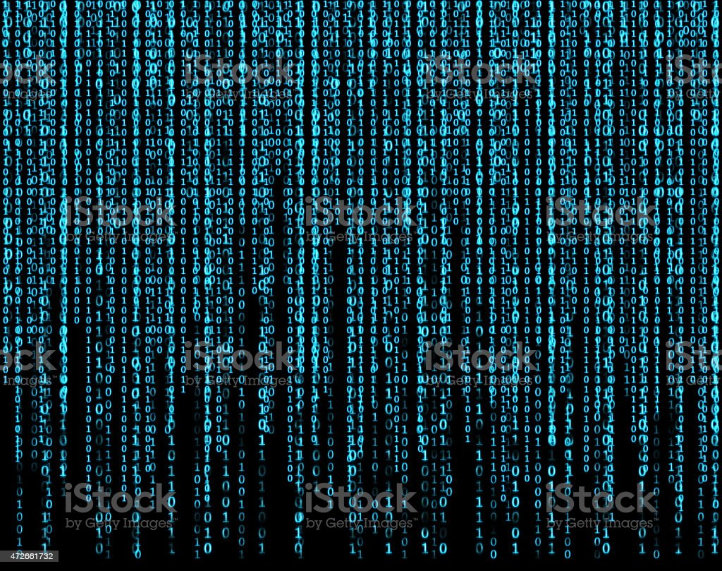 matrix stock photo