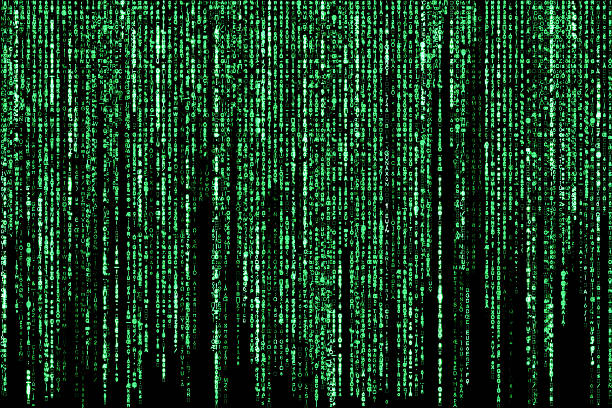 matrix - binary code stock pictures, royalty-free photos & images